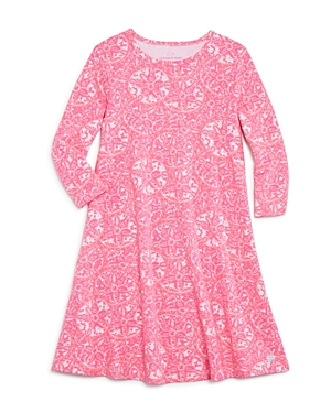 Vineyard Vines Girls' Sand Dollar Swing Dress - Sizes Xs-l