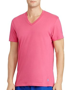 Polo Ralph Lauren Jersey V-Neck Tee - Pack of 3