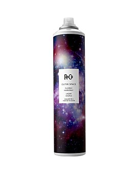 R and Co - Outer Space Flexible Hairspray 9.5 oz.