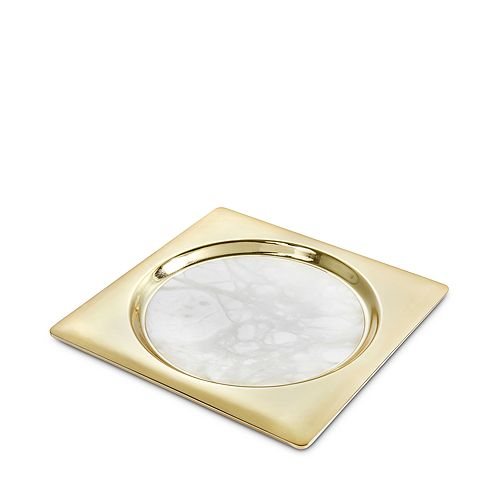 ANNA new york by RabLabs - Circulo Tray, Gold