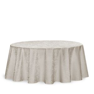 Waterford Peony Tablecloth, 90 Round 2540644