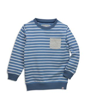 Sovereign Code Boys' French Terry Striped Sweatshirt - Little Kid
