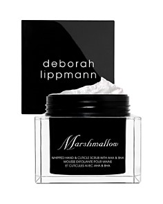 Deborah Lippmann - Marshmallow Whipped Hand & Cuticle Scrub with AHA & BHA