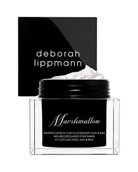 Deborah Lippmann - Marshmallow Whipped Hand & Cuticle Scrub with AHA & BHA