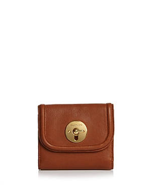 See by Chloe Lois Square Leather Wallet