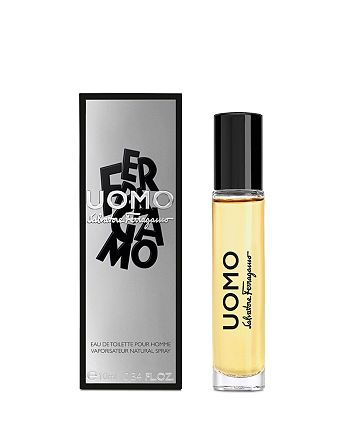 Salvatore Ferragamo - Gift with any  Uomo large spray purchase!