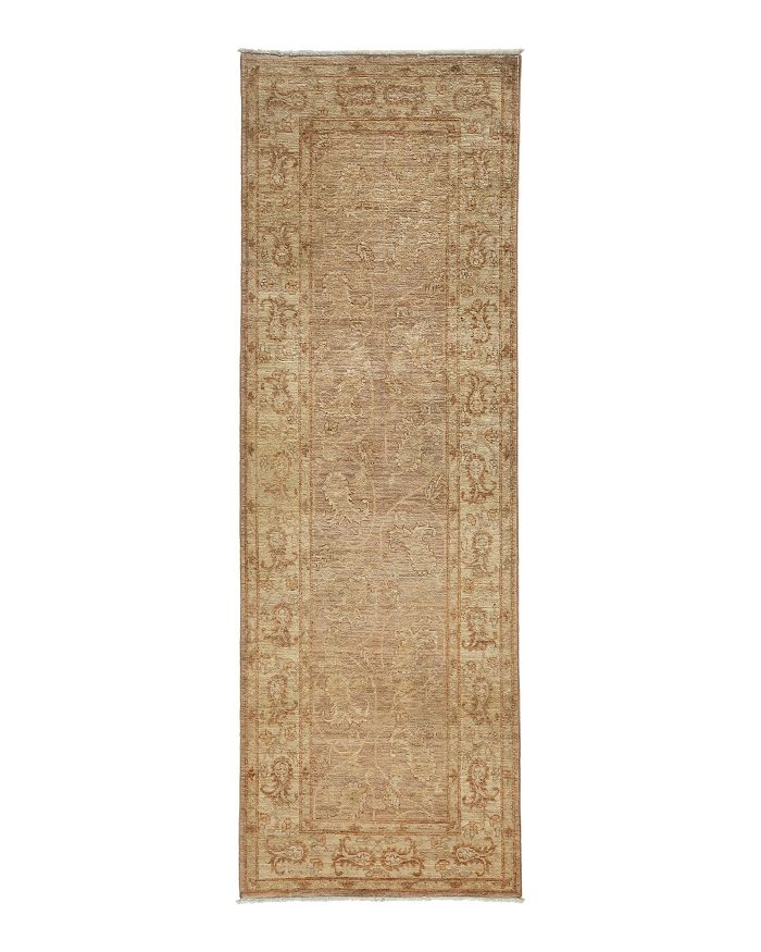 """Bloomingdale's - Oushak Collection Oriental Rug, 3' x 8'10"""""""