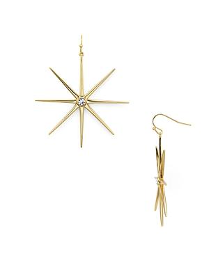 Jules Smith Supernova Drop Earrings