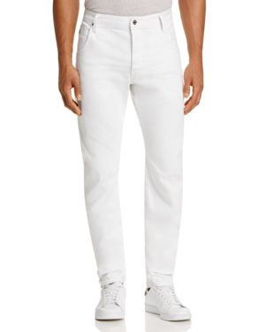 G-star Raw Slim Fit Jeans in 3D Raw