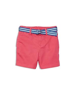 Ralph Lauren Childrenswear Boys' Stretch Chino Shorts - Baby