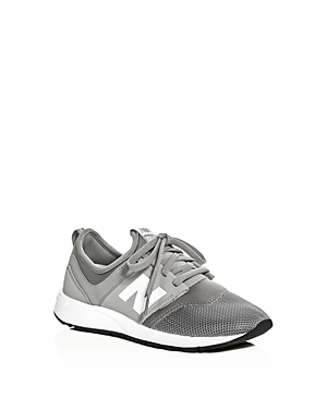 New Balance Boys 247 Omni Lace Up Sneakers  Big Kid