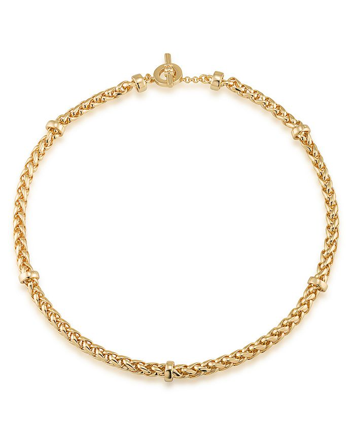 "Ralph Lauren - Chain Necklace, 18"""