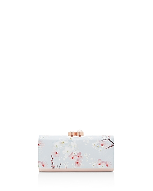 Ted Baker Printed Matinee Leather Wallet