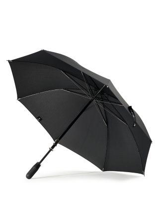 Stratus Auto Open Stick Umbrella - Black