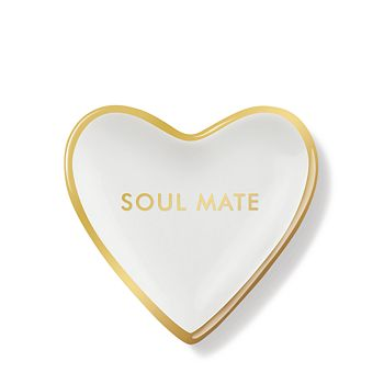 Fringe - Soulmate Mini Heart Porcelain Tray