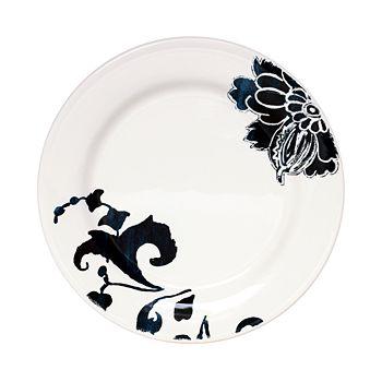 Gien France - Indigo Dinner Plate