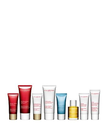 Clarins - Gift with any $75  purchase!
