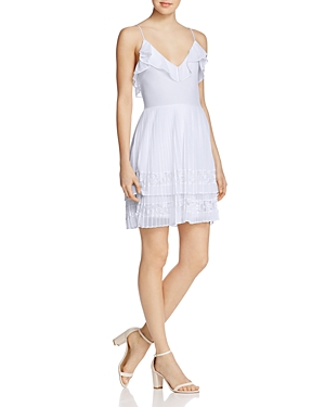 French Connection Adanna Pleated Dress