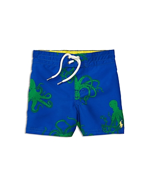 Ralph Lauren Childrenswear Boys' Octopus Board Shorts - Baby