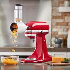 KitchenAid - Fresh Prep Slicer/Shredder Attachment #KSMVSA