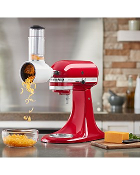 KitchenAid - Fresh Prep Slicer/Shredder Attachment #KSMVSA