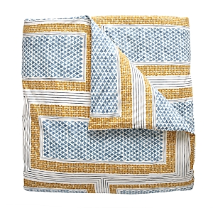 DwellStudio Medina Duvet Cover, Full/Queen