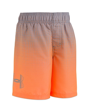 Under Armour Boys' Angle Drift Volley Swim Trunks - Little Kid