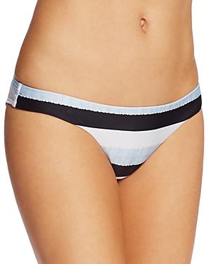 ViX Sea Glass Stripe Bikini Bottom