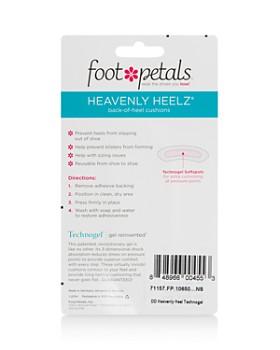 Foot Petals - Women's Technogel® with Softspots Heavenly Heelz Cushions