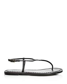 Bernardo - Women's Lilly T-Strap Thong Sandals