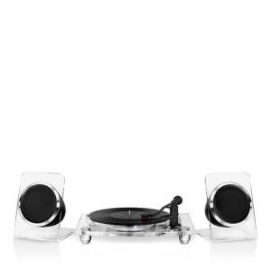 Victrola Innovative Technology Modern Acrylic Bluetooth Turntable