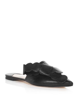 ISA TAPIA Open-toe mules best store to get cheap price FexeC