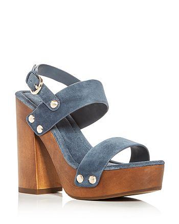 8e5e472d0aa6 Joie - Women s Dea High-Heel Platform Slingback Sandals