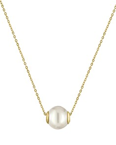 """Majorica Simulated Pearl Pendant Necklace, 16"""" - Bloomingdale's_0"""
