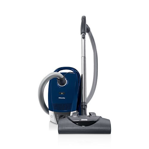 Miele - Compact C2 Electro+ Canister Vacuum