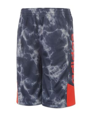 Adidas Boys' Smoke Screen Shorts - Little Kid