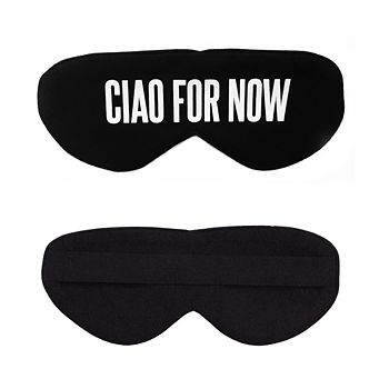 Perpetual Shade - Ciao For Now Sleep Mask