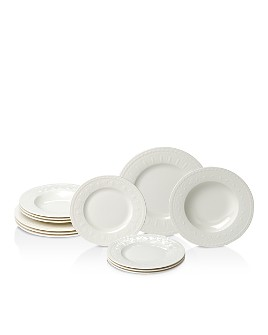 Villeroy & Boch - Cellini 12-Piece Dinnerware Set