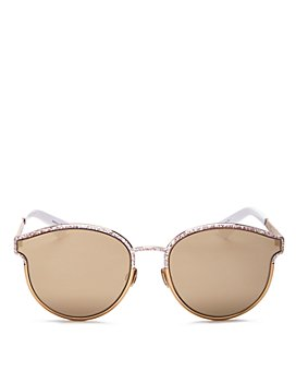 Dior - Women's Symmetrics Round Sunglasses, 59mm