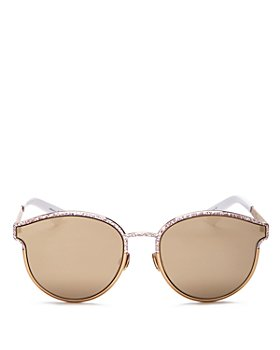 Dior - Women's Symmetrics Round Sunglasses, 59mm