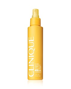 Clinique Broad Spectrum SPF 30 Sunscreen Virtu-Oil Body Mist - Bloomingdale's_0