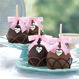Mrs. Prindable's Mother's Day Petite Caramel Apples, 4 Pack