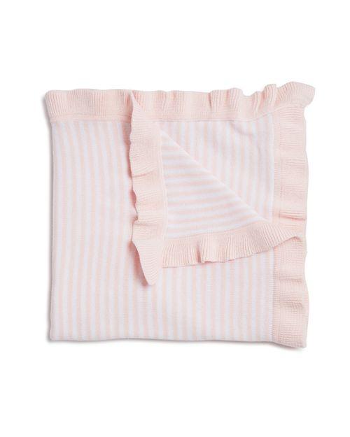 Elegant Baby - Infant Girls' Striped Blanket