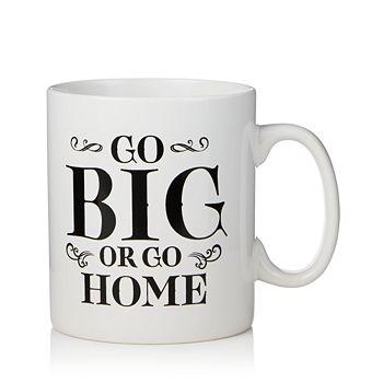 Sparrow & Wren - Go Big or Go Home Mug - 100% Exclusive