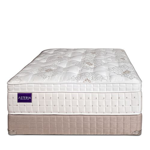 Asteria - Melina Super Euro Top Twin XL Mattress & Box Spring Set - 100% Exclusive