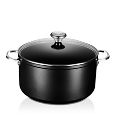 Le Creuset - 9.3-Quart Toughened Nonstick Stock Pot with Glass Lid