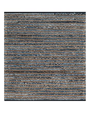 SAFAVIEH - Cape Cod Collection Area Rug, 4' x 4'
