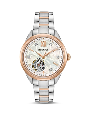 Two-Tone Automatic Watch