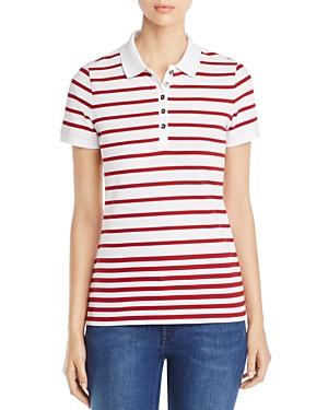 Burberry Stripe Polo Shirt