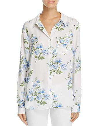 L'Academie - The Classic Floral Shirt